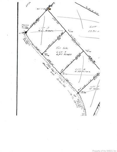 Residential Lots & Land For Sale: Adj. 4701 Barham Road