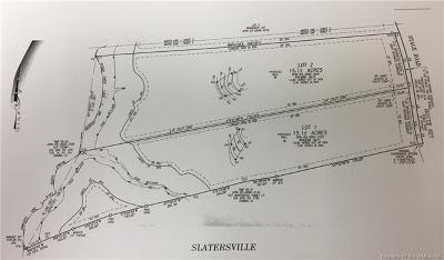 Residential Lots & Land For Sale: Moody Lot 1 Stage Road