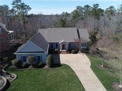 Governors Land Single Family Home For Sale: 1665 River Ridge