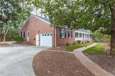 James City County, Williamsburg County, York County Single Family Home For Sale: 101 Rolfe Road