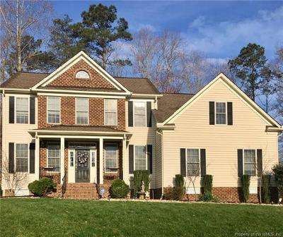 Single Family Home For Sale: 5547 Pennington Place