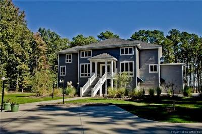 Gloucester Single Family Home For Sale: 9774 Anchorage Lane