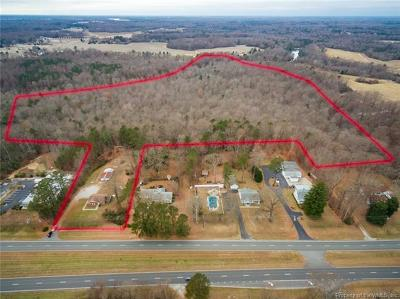 Residential Lots & Land For Sale: 8251 Richmond Road