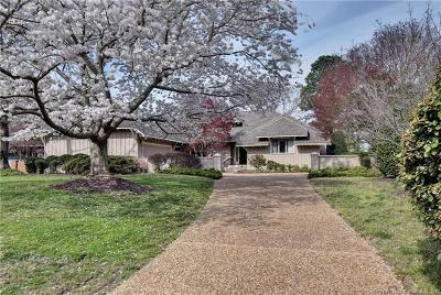 Kingsmill Single Family Home For Sale: 101 Bennett Circle