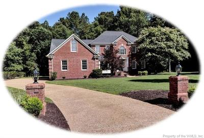 Williamsburg Single Family Home For Sale: 3266 Deerfield Court