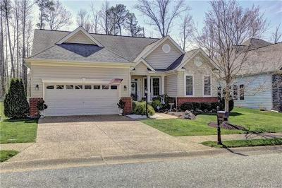 Colonial Heritage Single Family Home For Sale: 6883 Arthur Hills Drive