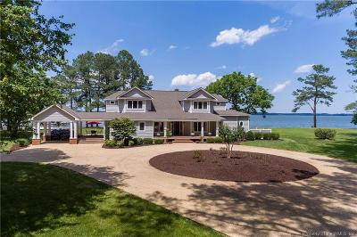 Single Family Home For Sale: 5563 Roanes Wharf Landing