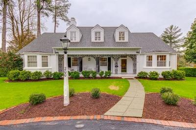 Single Family Home For Sale: 200 Indian Springs Road