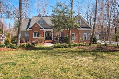 Single Family Home For Sale: 3445 Holly Fork Road