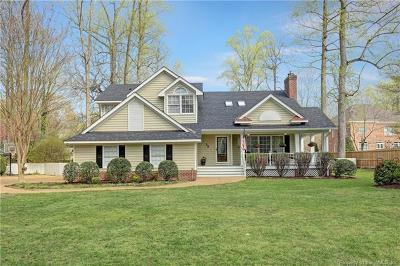 Kingsmill Single Family Home For Sale: 41 Mile Course