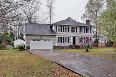 Single Family Home For Sale: 301 Cove Court