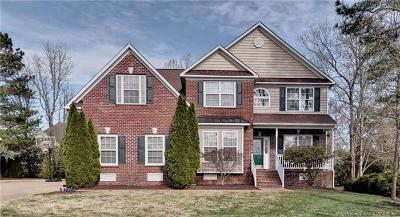 Williamsburg VA Single Family Home Sold: $460,000