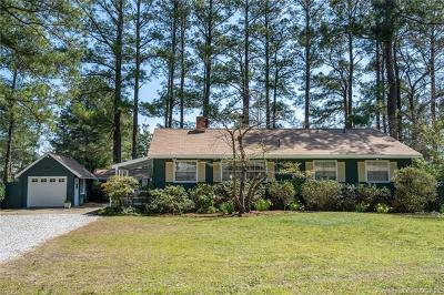 Single Family Home For Sale: 7258 Canal Street