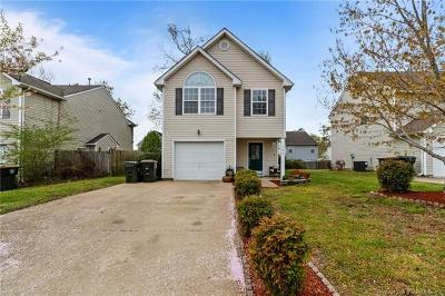 Single Family Home For Sale: 105 Chardonnay Road