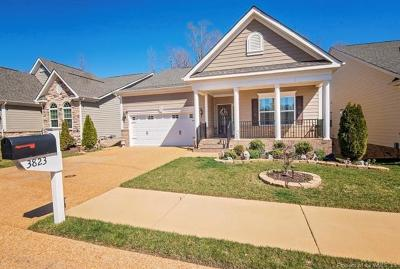 The Settlement At Powhatan Creek Single Family Home For Sale: 3823 South Orchard
