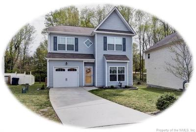 Single Family Home For Sale: 2955 Snuggles Court