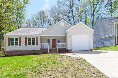 Charles City County, Isle Of Wight County, James City County, Surry County, York County Single Family Home For Sale: 104 Lamplighter Place