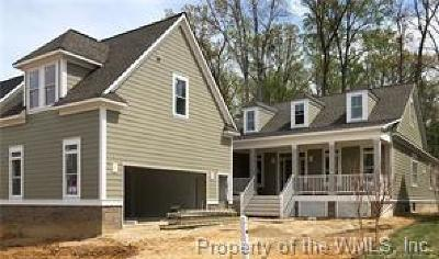 Charles City County, Isle Of Wight County, James City County, Surry County, York County Single Family Home For Sale: 6027 Settlers Market Boulevard