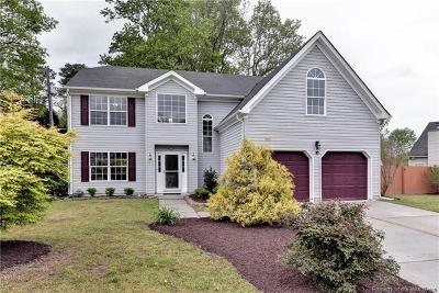 Toano Single Family Home For Sale: 8805 Fenwick Hills