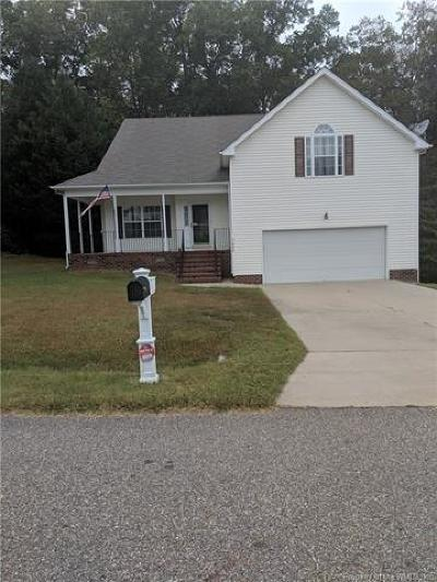 Single Family Home For Sale: 5884 Montpelier Drive