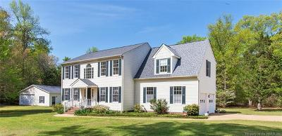 New Kent County Single Family Home For Sale: 300 Cove Court
