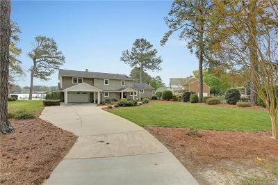 Yorktown Single Family Home For Sale: 203 Cherry Point Drive