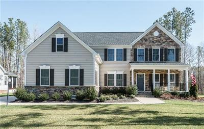 New Kent County Single Family Home For Sale: 3453 Virginia Rail Drive