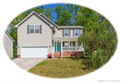 Single Family Home For Sale: 5920 Montpelier Drive