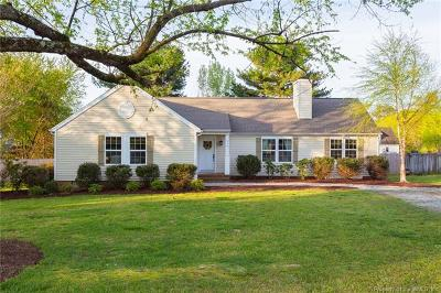 Williamsburg Single Family Home For Sale: 213 Plains View Road