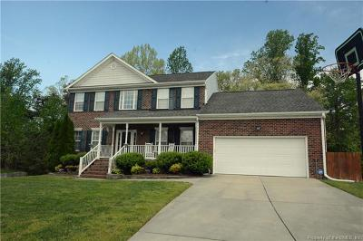 Single Family Home For Sale: 3919 Bournemouth Bend
