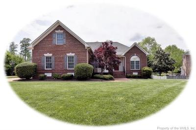 Powhatan Secondary Single Family Home For Sale: 4047 Powhatan Secondary