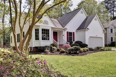 Williamsburg Single Family Home For Sale: 3005 West Tiverton