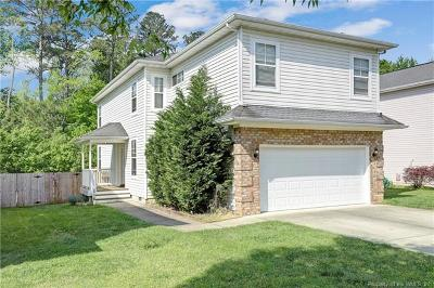 Yorktown Single Family Home For Sale: 116 Brightwood Terrace