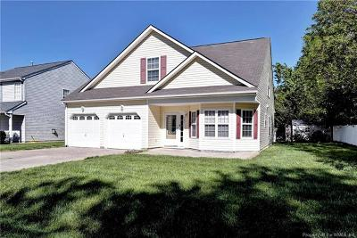 Single Family Home For Sale: 457 Queens Creek Road