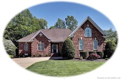 Fords Colony Single Family Home For Sale: 135 Nottinghamshire