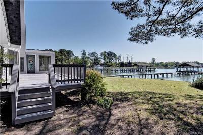 Yorktown Single Family Home For Sale: 421 Crockett Road