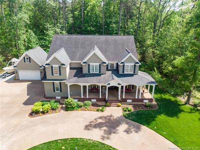 Single Family Home For Sale: 400 Claxton Creek Road