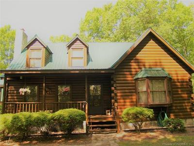 New Kent County Single Family Home For Sale: 3720 Bailey Road