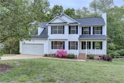 Williamsburg Single Family Home For Sale: 911 Colonial Avenue