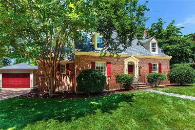 Single Family Home For Sale: 703 Powell Street