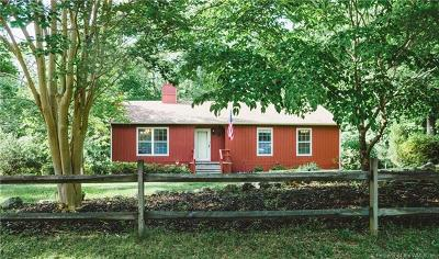 Single Family Home For Sale: 119 Chapel Hill Lane