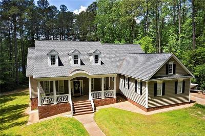 Gloucester Single Family Home For Sale: 11678 River Crest Drive