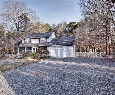 Gloucester Single Family Home For Sale: 3401 Enos Road