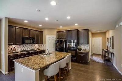Single Family Home For Sale: 507 Collington Court