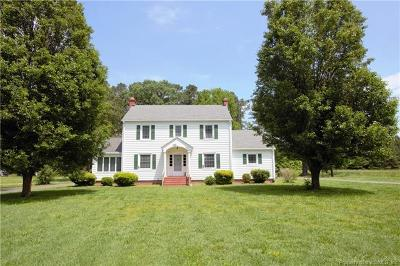 Gloucester Single Family Home For Sale: 9359 George Washington Memorial Highway