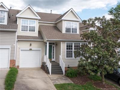 Single Family Home For Sale: 4404 Chickasaw Court