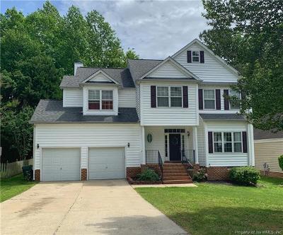 Williamsburg Single Family Home For Sale: 6105 Shrewsbury Square