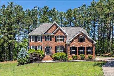 New Kent County Single Family Home For Sale: 4850 Kings Pond Place