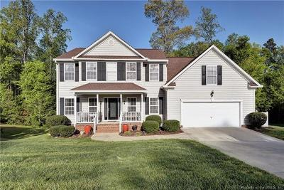 Single Family Home For Sale: 3943 Bournemouth Bend