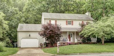 Single Family Home For Sale: 901 Colonial Avenue